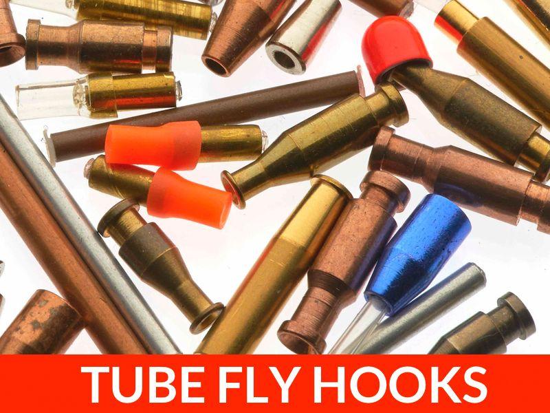 tube fly tying
