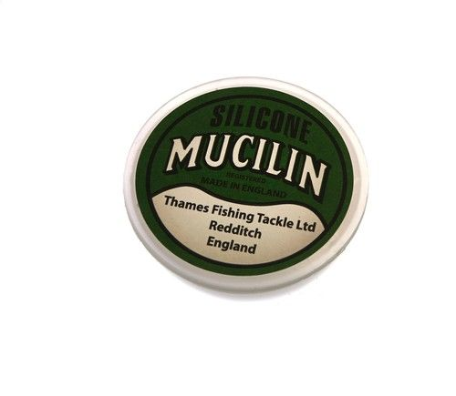 mucilin floatant for dry flies