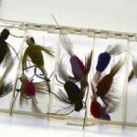 Selection of wake flies for steelhead surface fishing