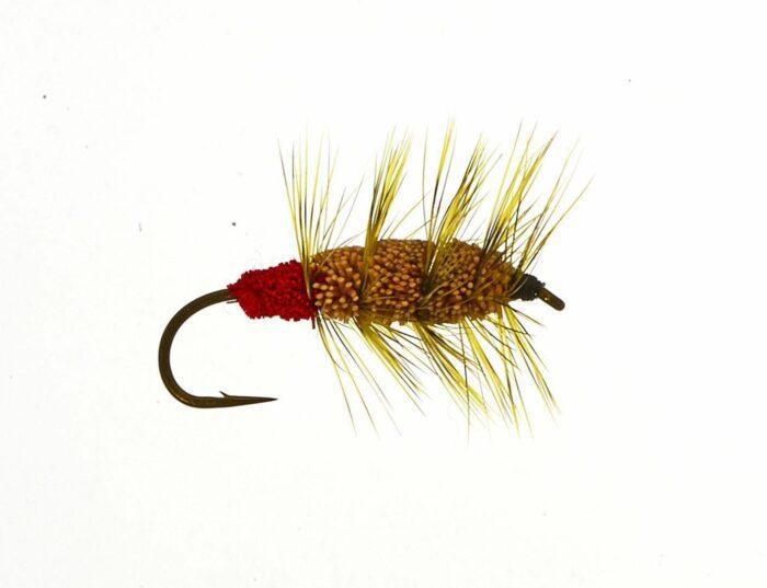 Crimson Butt Bug salmon and steelhead bug #8.jpg