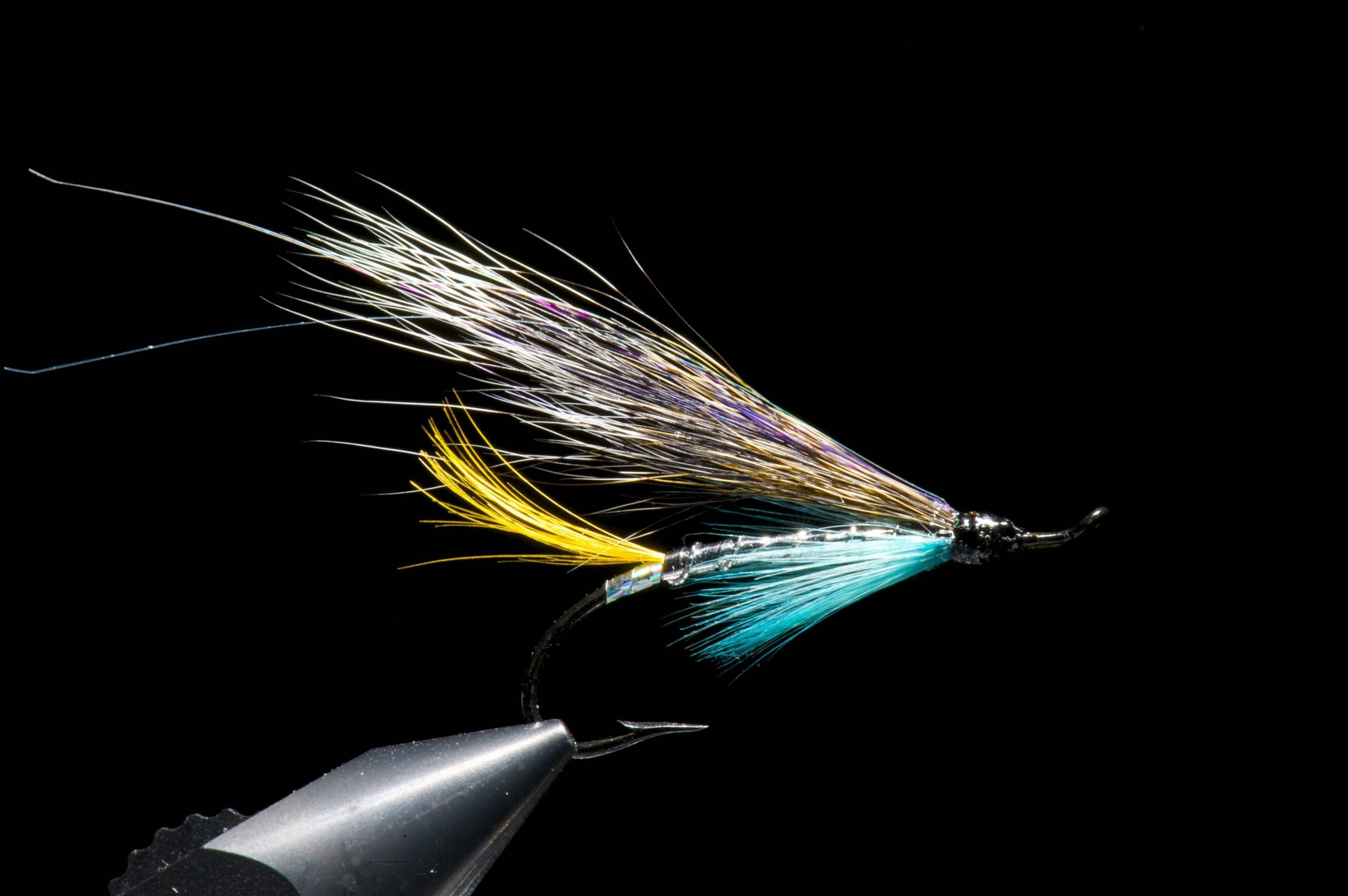 Hitch Teal Silver 4