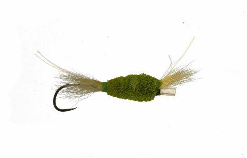 Moose Turd Bomber Green