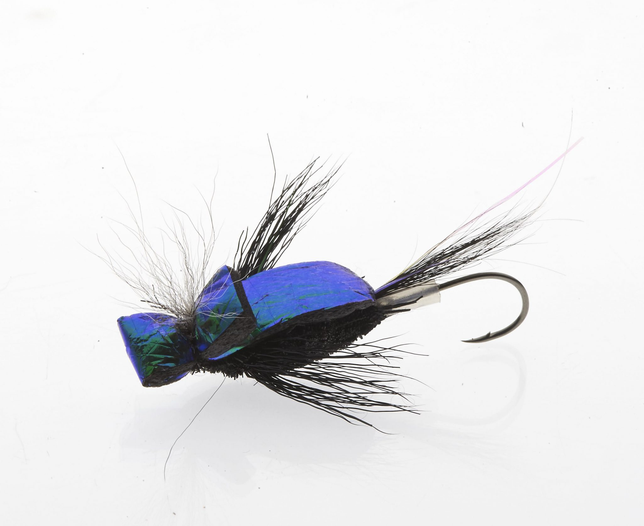 Quigley's Dragon Gurgler Iridescent - Black