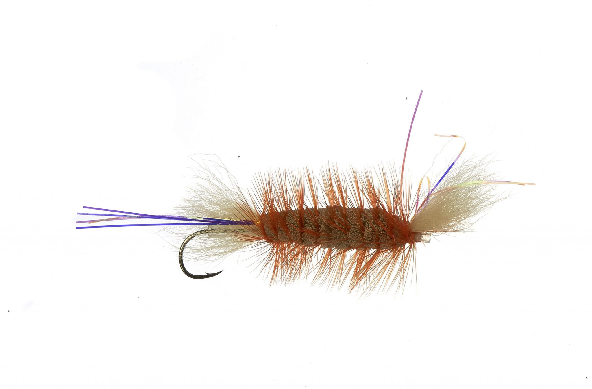 Tube Bomber Big Brown with orange