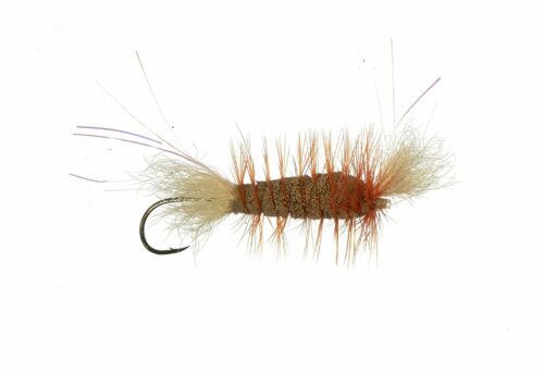 Tube Bomber NATURAL BROWN ORANGE MEDIUM # 6