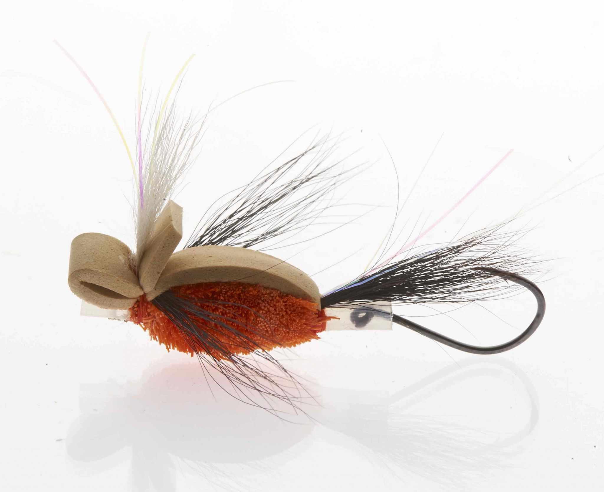 Quigley's Dragon Gurgler - reverced hook