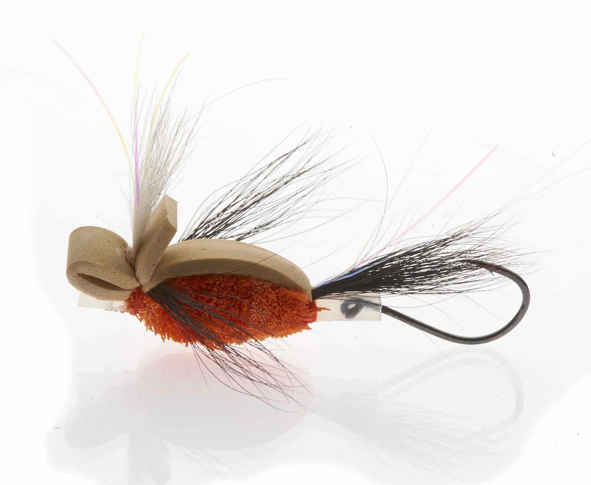 Quigley's Dragon Gurgler reverced hook