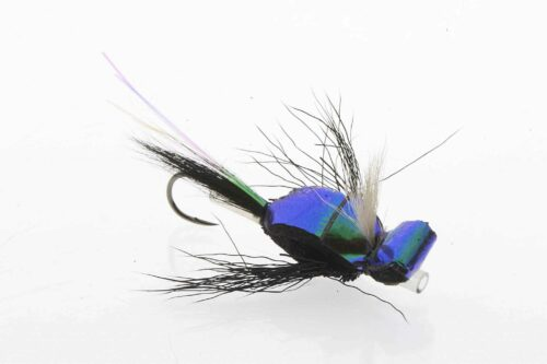 Quigley's Dragon Gurgler Iridescent - Black # 6
