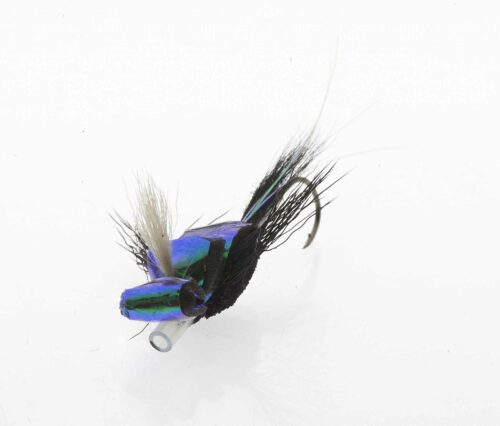 Quigley's Dragon Gurgler Iridescent - Black # 6