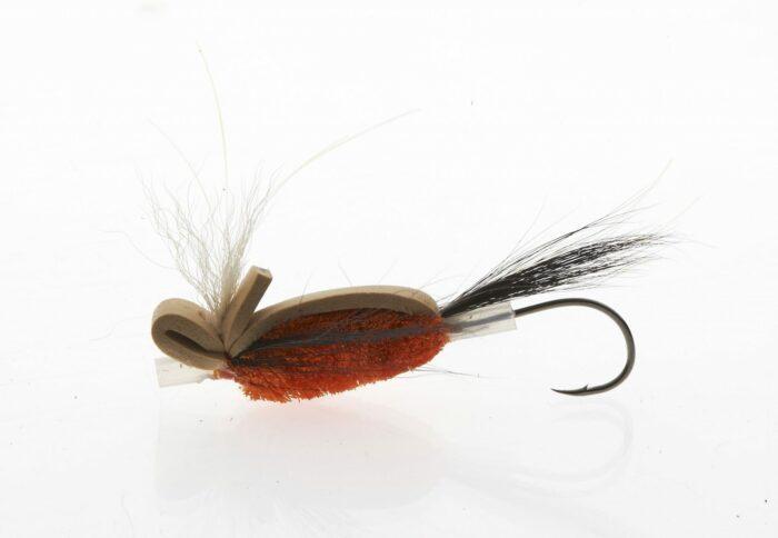 Quingleys Dragon Gurgler Brown and Orange - Big - # 2 - 4