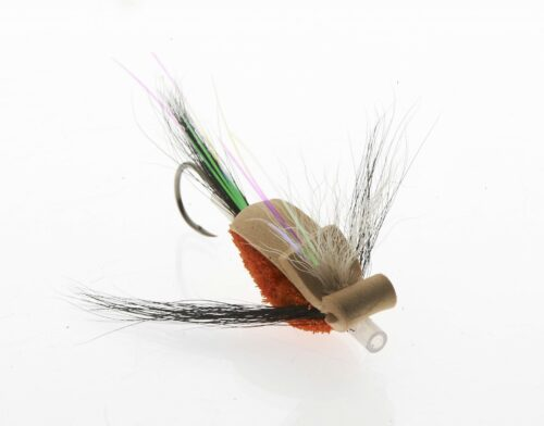 Quingleys Dragon Gurgler Brown and Orange - Big - # 2 - 4