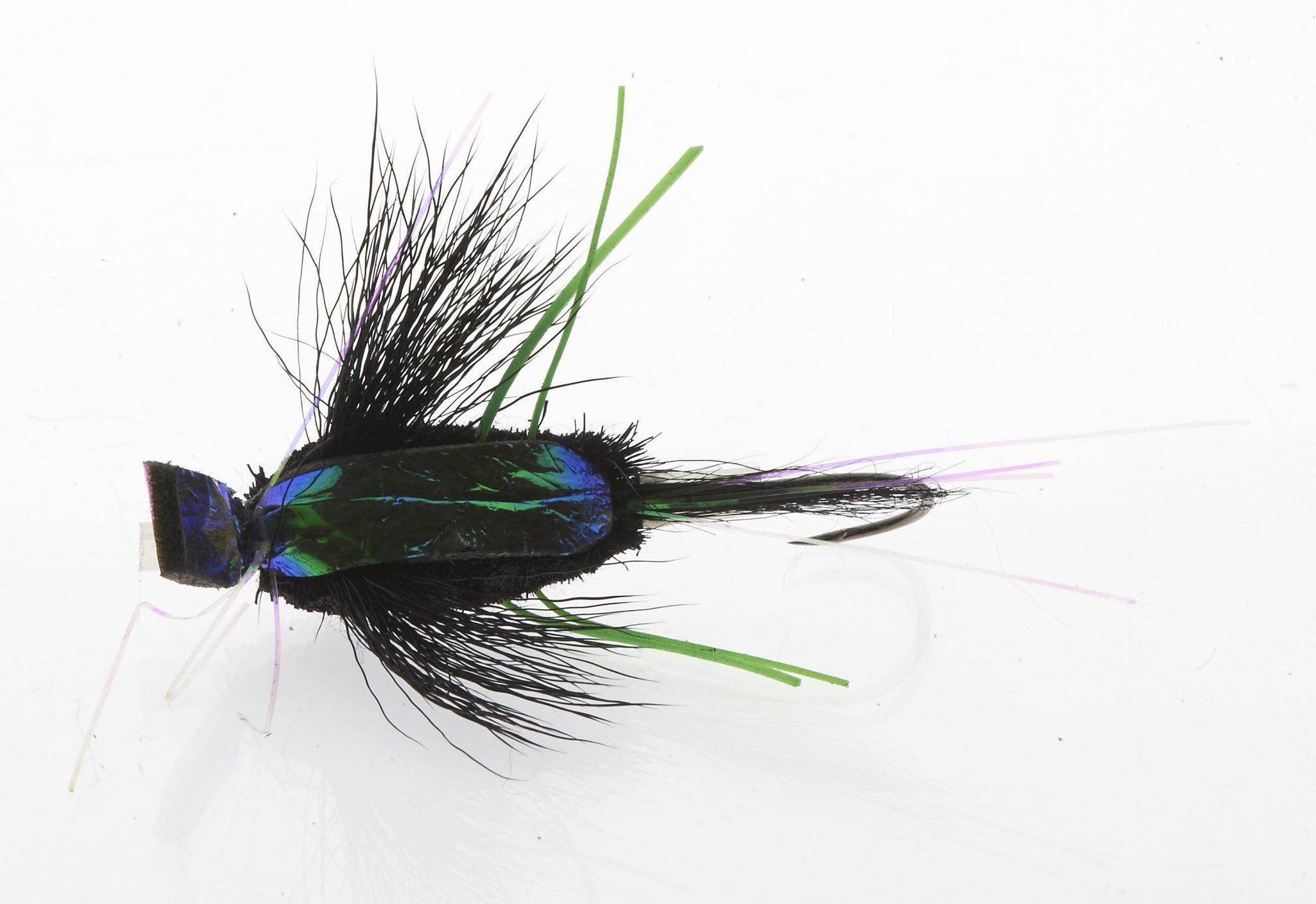 Tube Ska-Opper Iridescent Black Small # 6