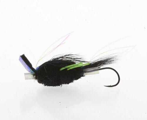Tube Ska-Opper Iridescent - Black Small # 6
