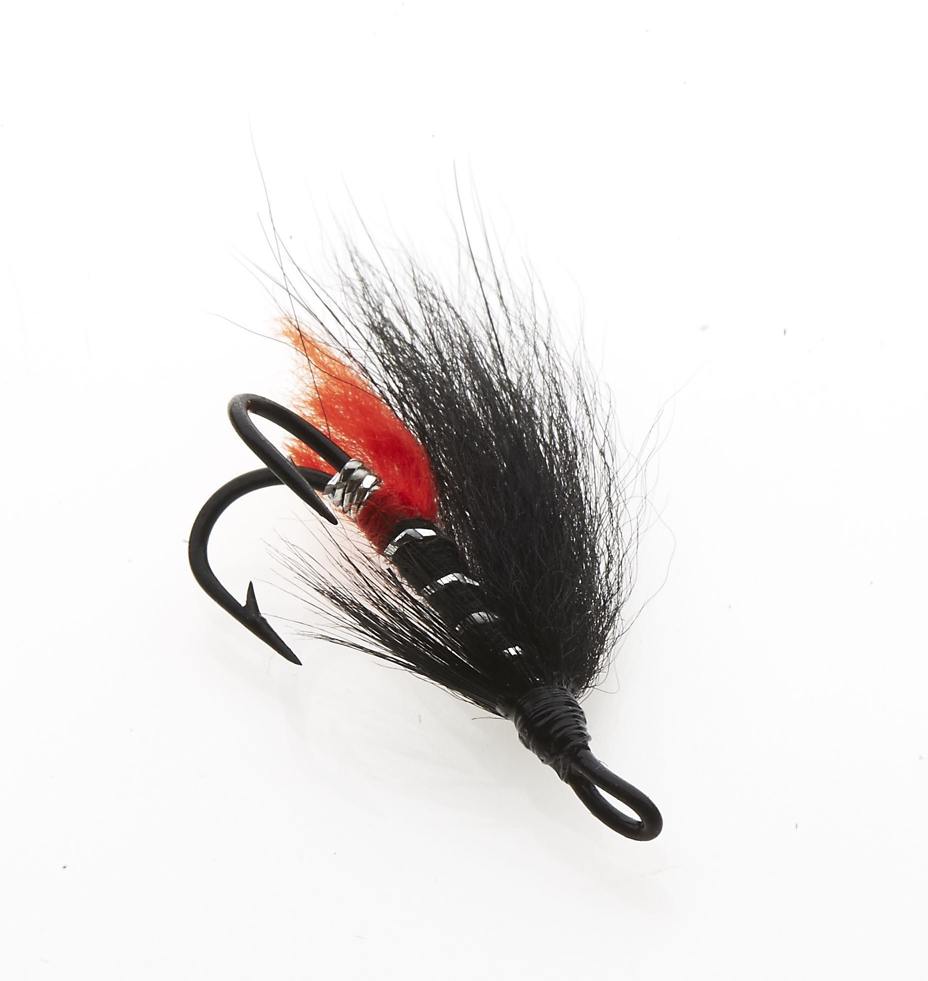 Riffling Hitch Black Bear Red Butt double hook