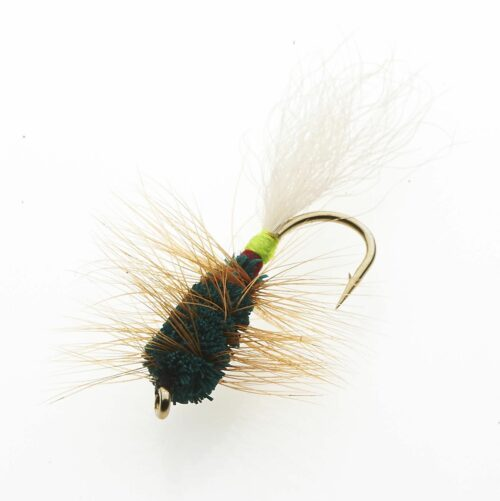 Dark Blue Bug - Salmon and steelhead bug # 8