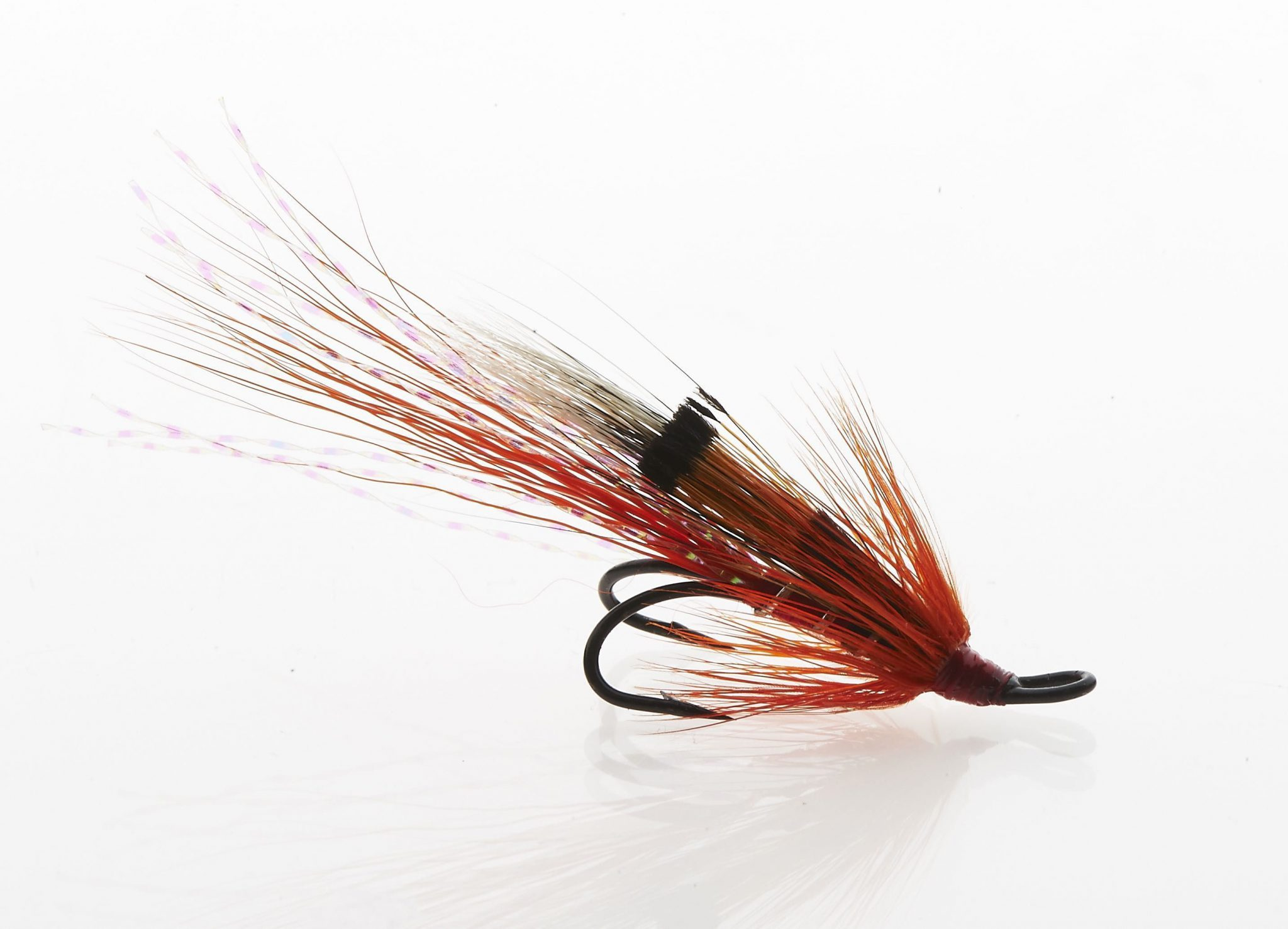 Red Ally`s Shrimp Double Hook