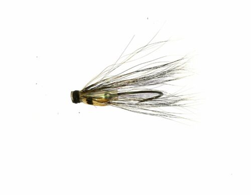 V-Fly Hitch Tube - Silver Tippet Squirrel