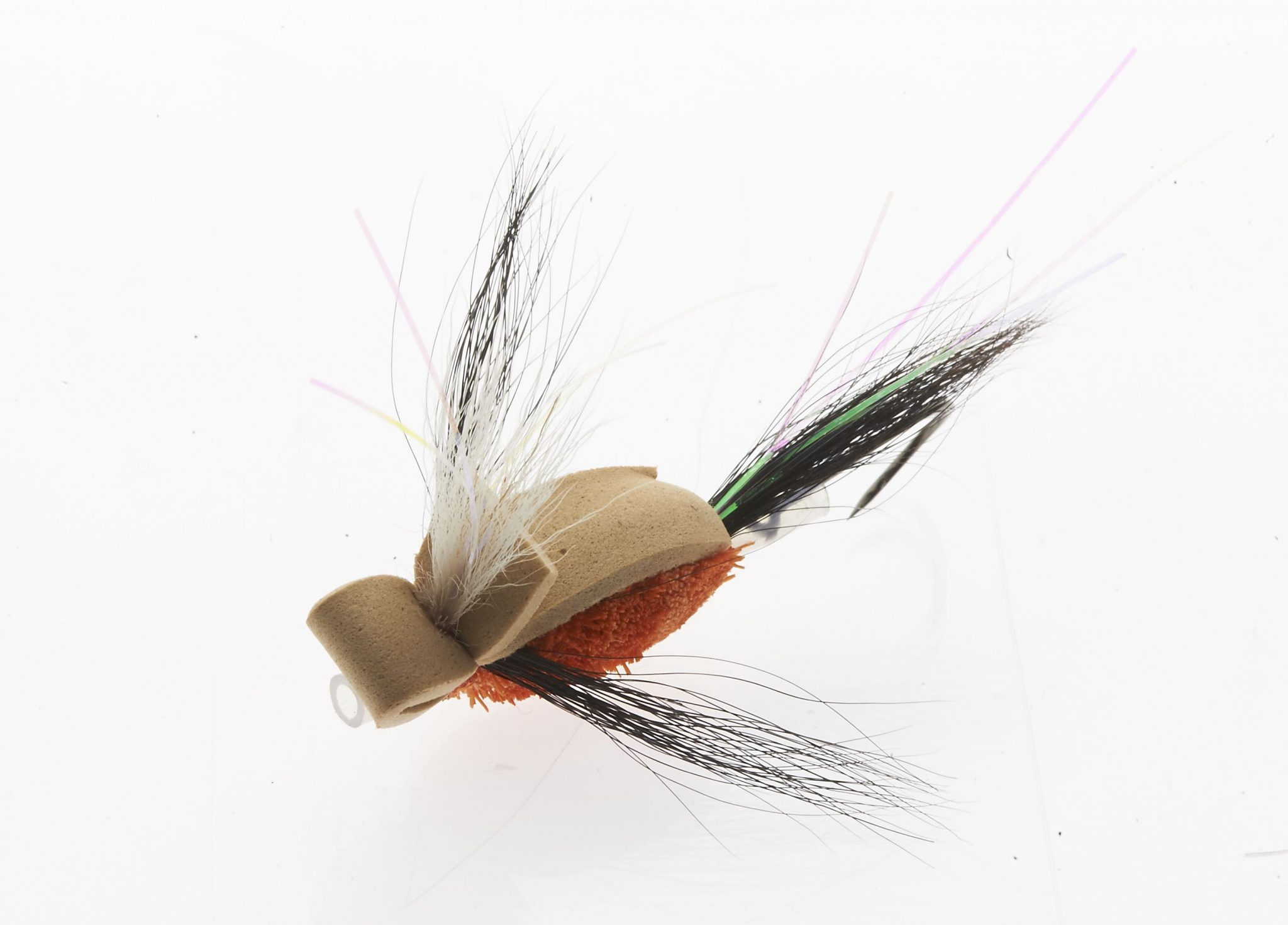 Quigley's Dragon Gurgler Brown-Orange # 6