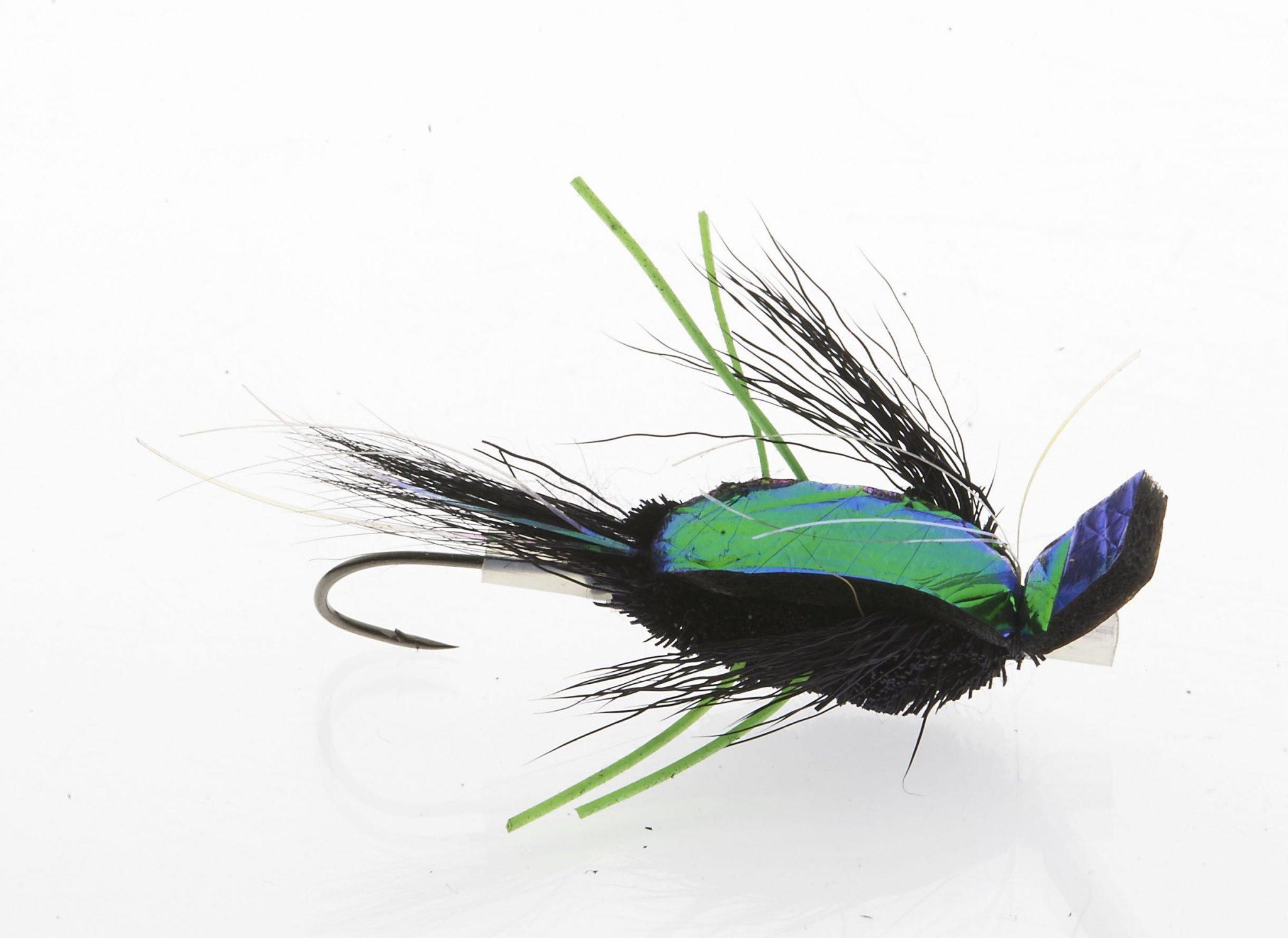 Ska-Opper Iridescent Black Medium # 4 - 2