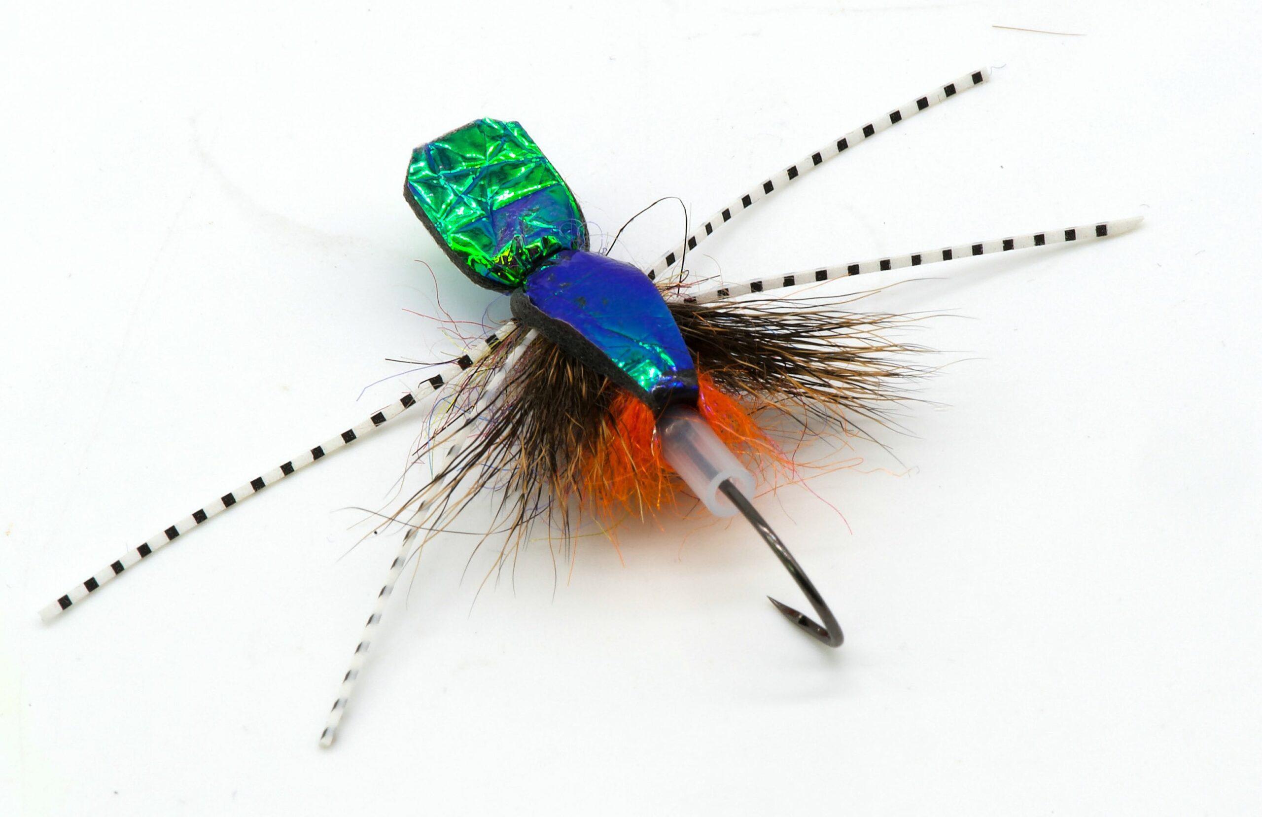 Steelhead surface fly