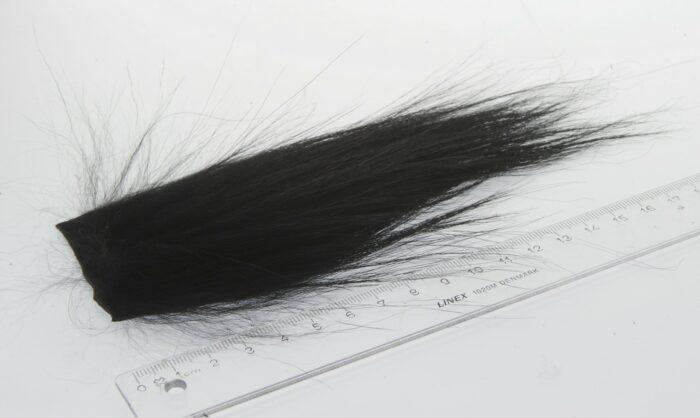 Hair for sunray shadow