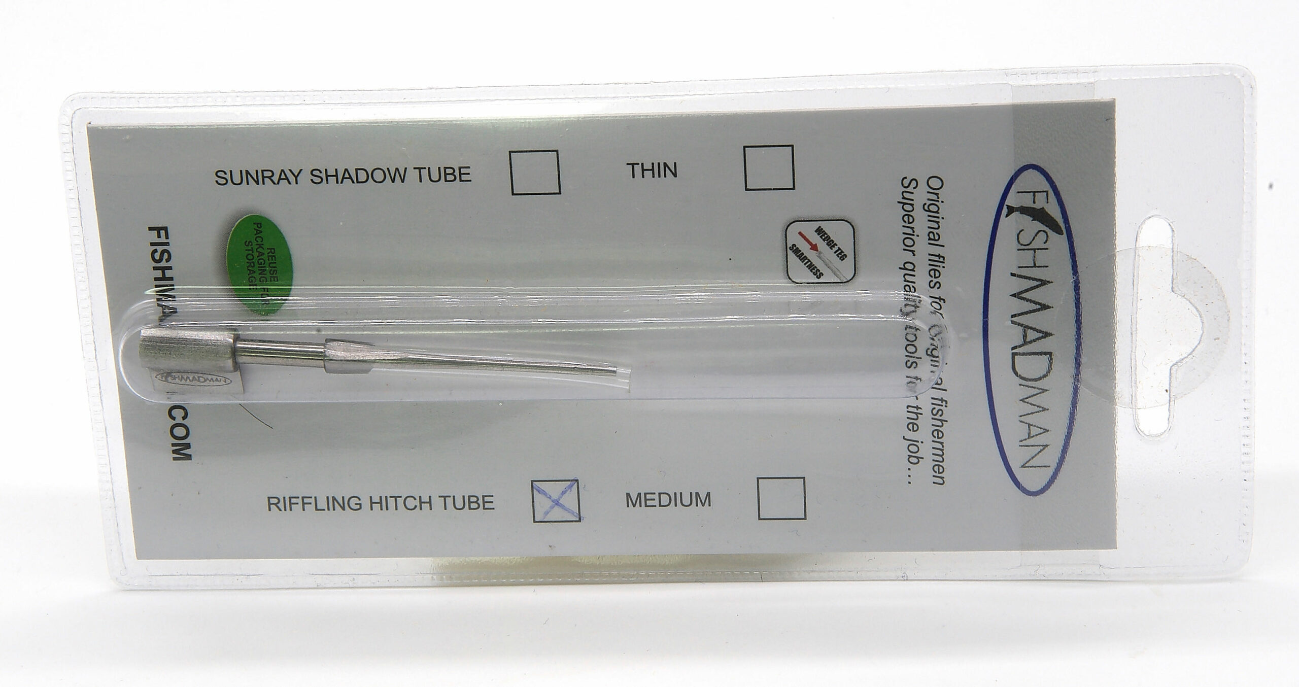 Riffling Hitch Tube Needle