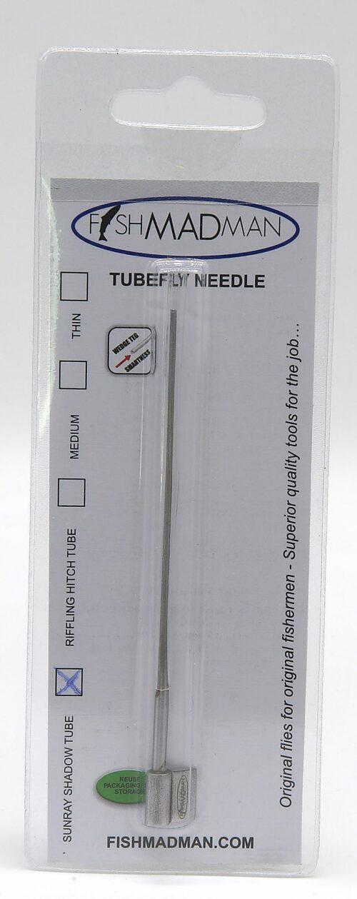 Sunray Shadow tube fly tying