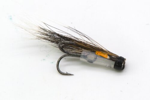 V-FLY hitch fly silver tippet squirrel