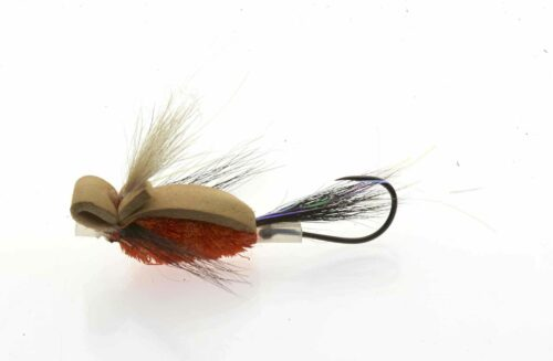 Quigley's Dragon Gurgler - Brown & Orange