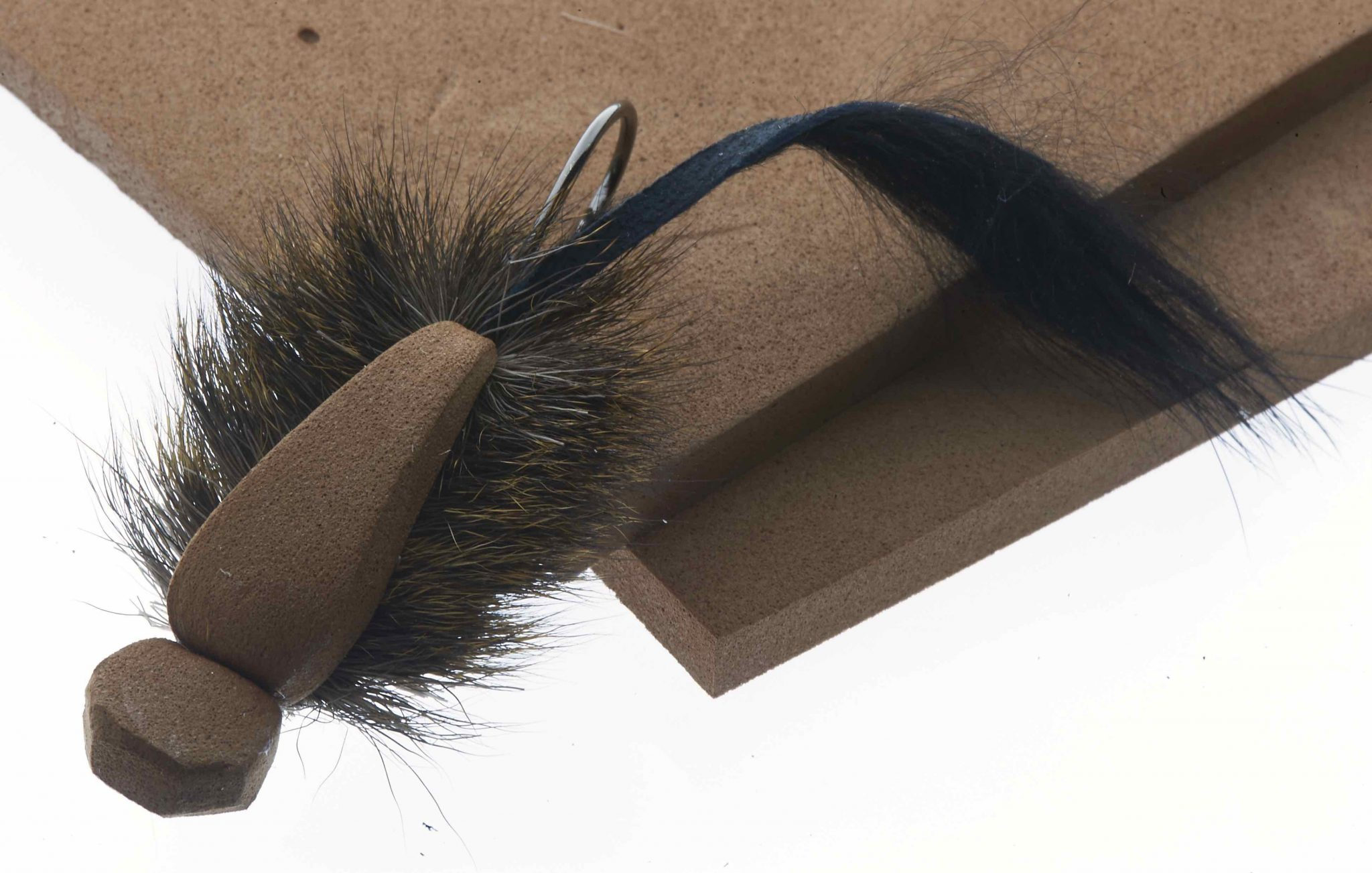 Mighty Mouse Tube fly Brown 6