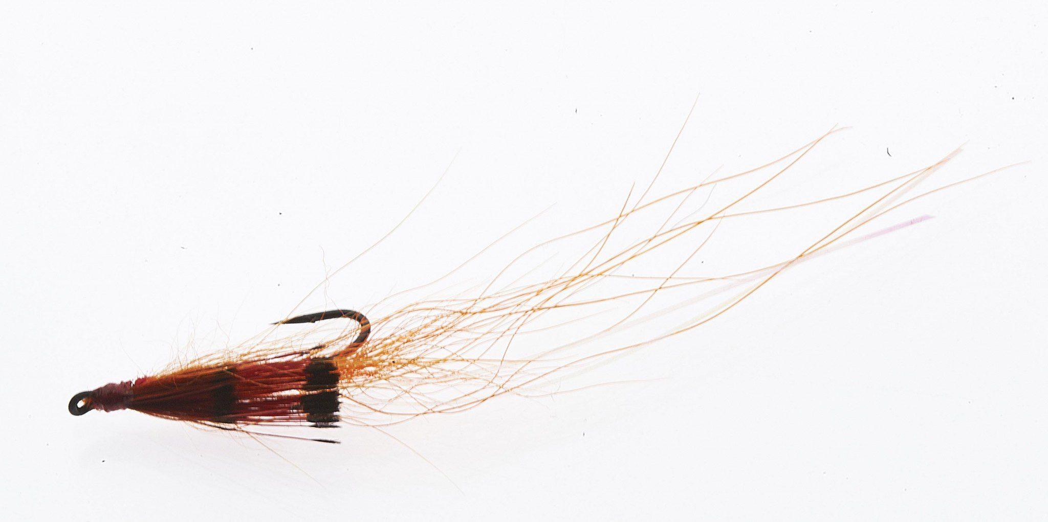 Frances fly scrimp fly # 10 - 4
