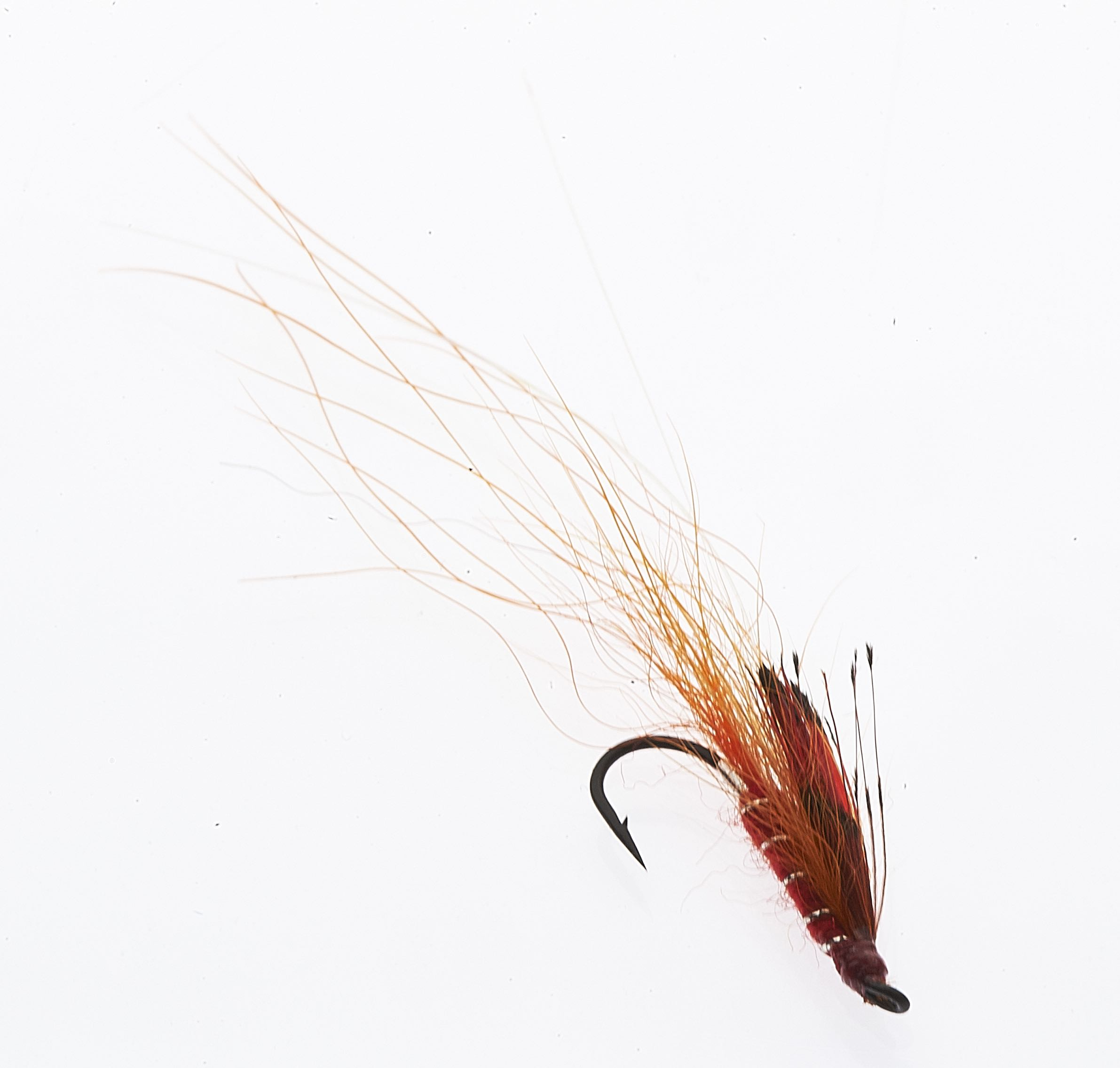 Ally's shrimp - single hook # 12- Special version
