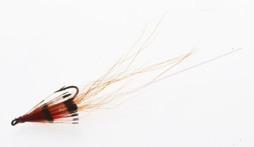Ally's shrimp - single hook # 12- Special version