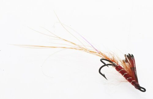 Ally's shrimp - Double hook # 10