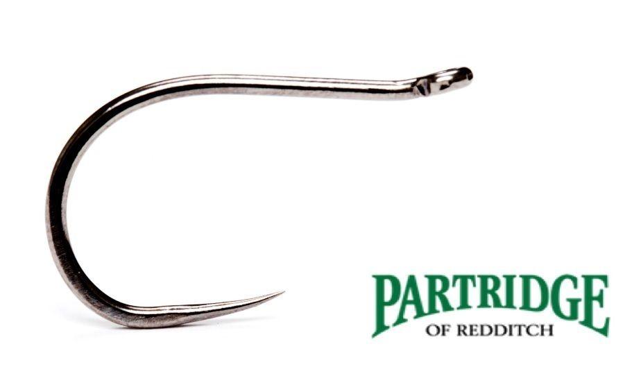 Partridge Patriot Stinger Barbless Hook # 04
