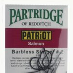 Patriot Barbless Stinger # 2 Partridge