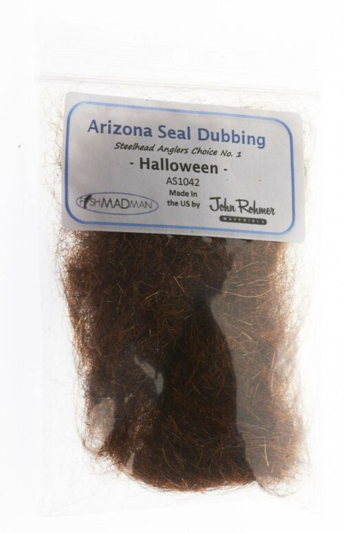 Arizona Simi Seal dubbing Halloween
