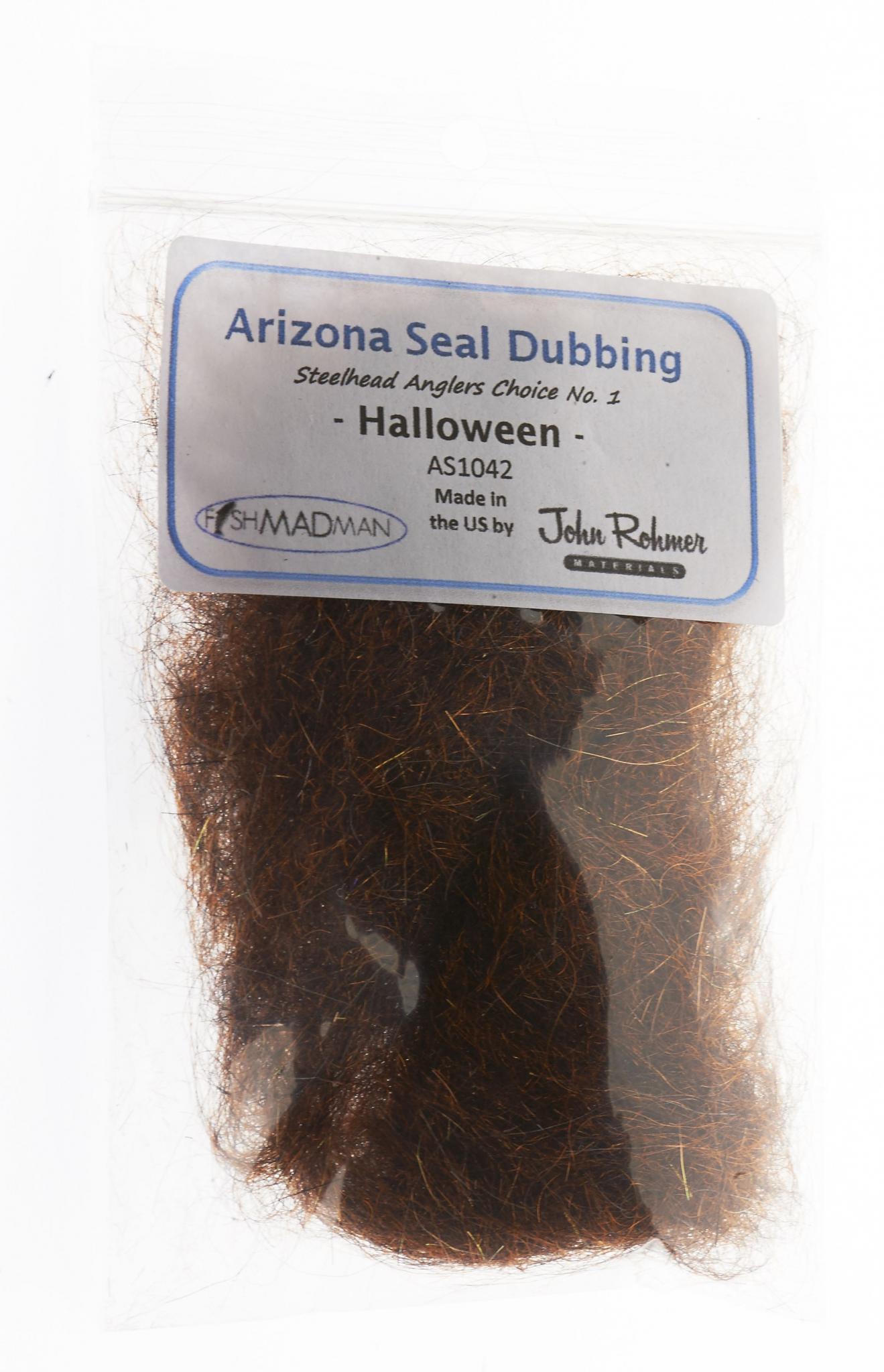 Arizona Simi Seal dubbing Halloween