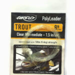 Airflo polyleader Trout Clear intermidiate 1