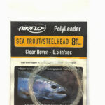 Airflo polyleader sea trout steelhead clear Hover 1