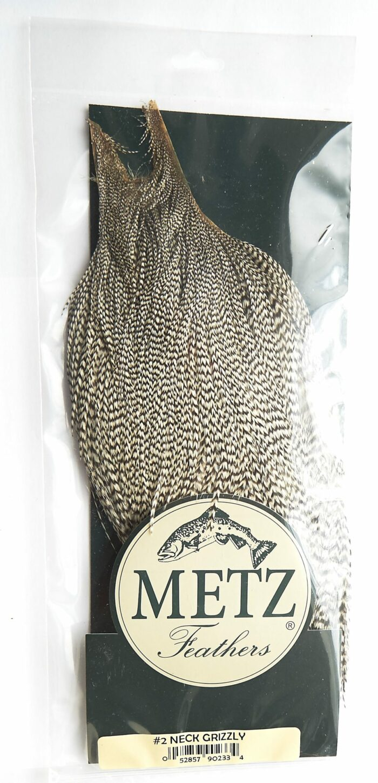 Metz cock capes grizzle