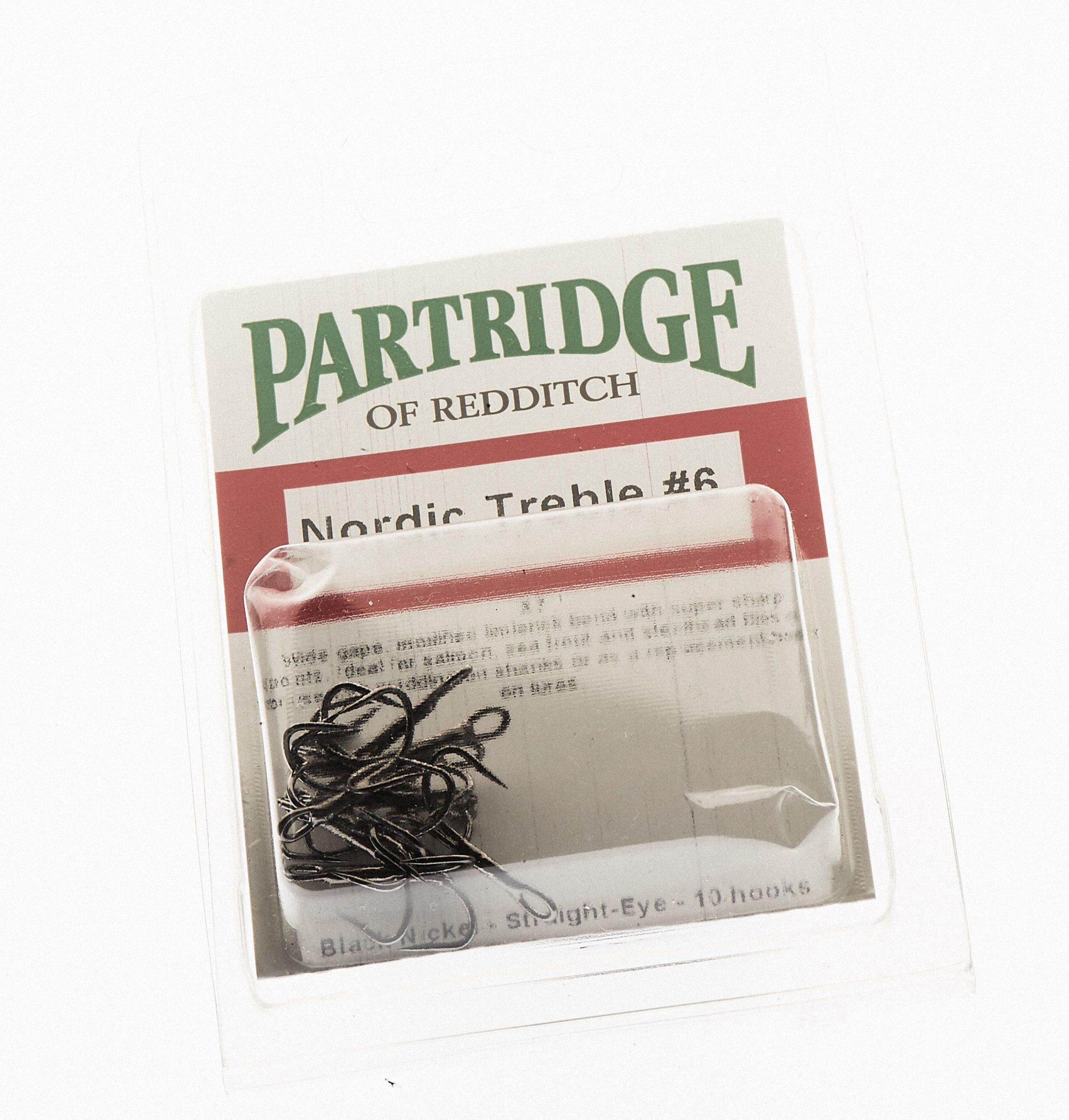 Partridge Nordic Tube Treble #6