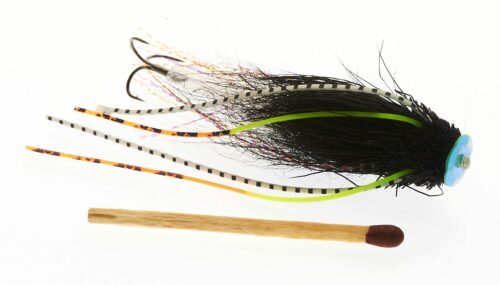 Sea trout surface fly mad dog