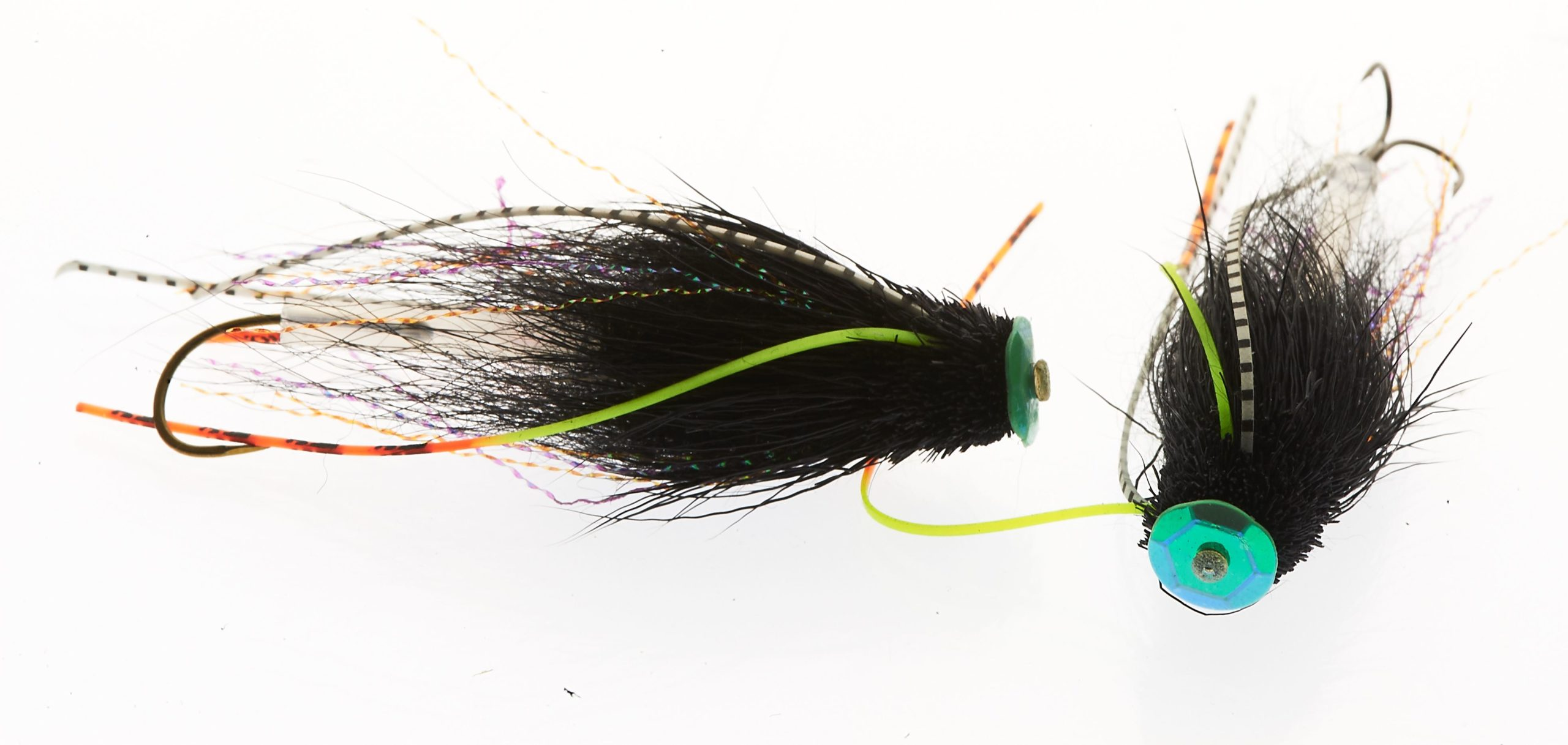 Sea trout surface fly