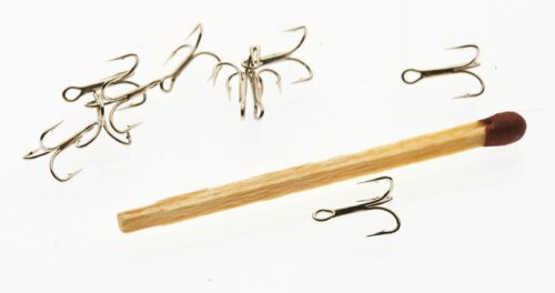 micro tube fly hook