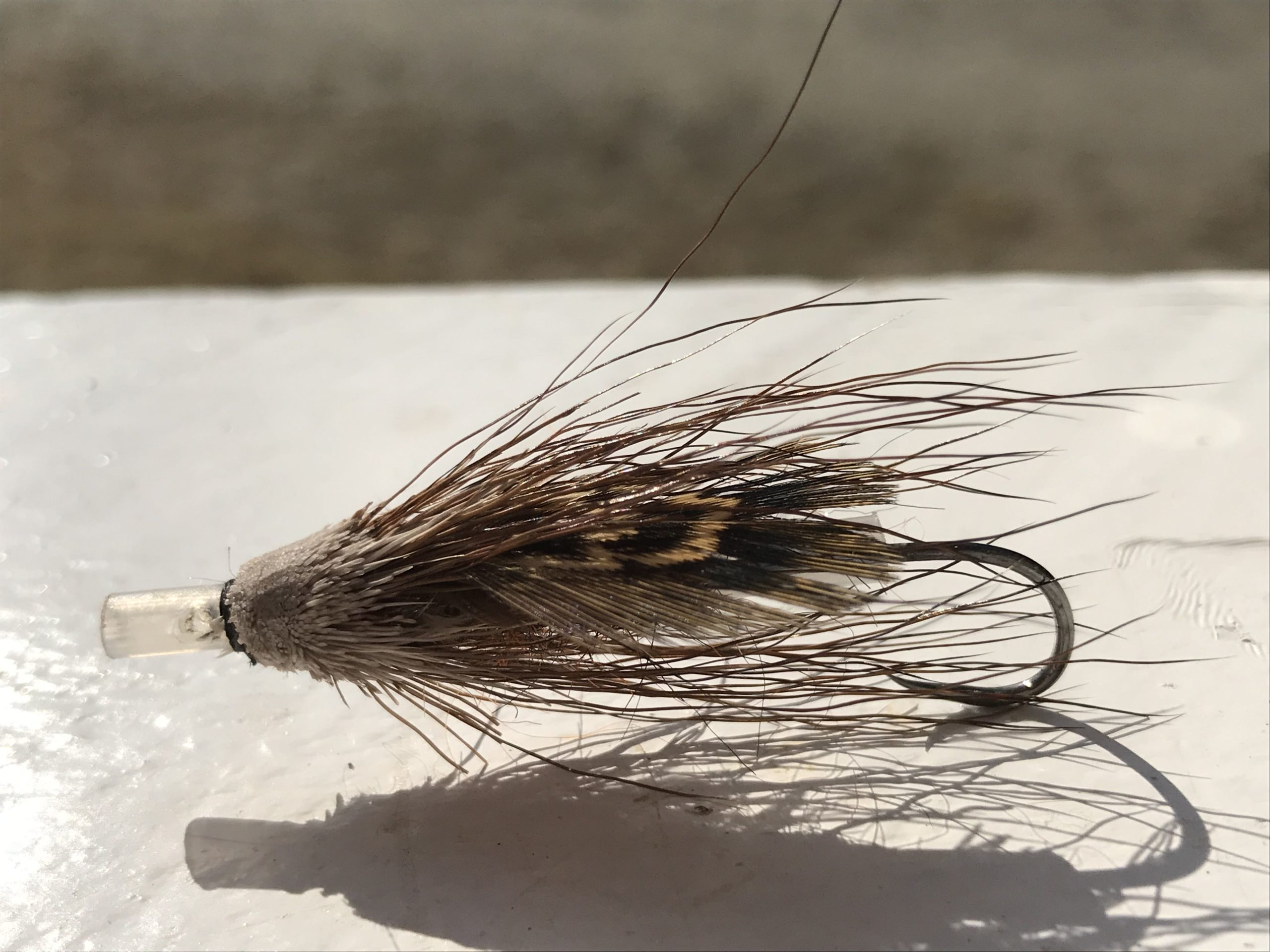 Thompson River caddis Medium