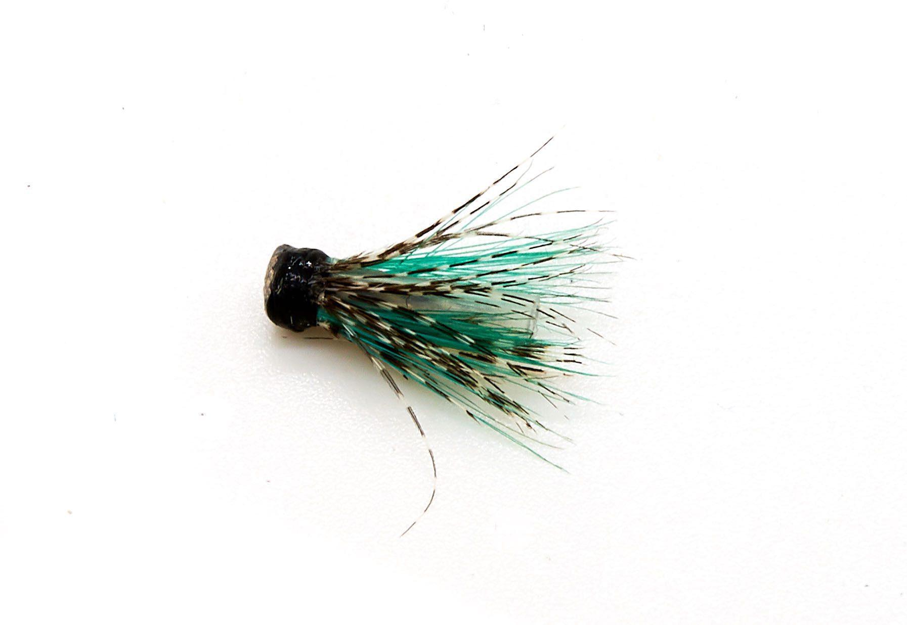 Blue Charm - Micro sub-fly # 14 - 16