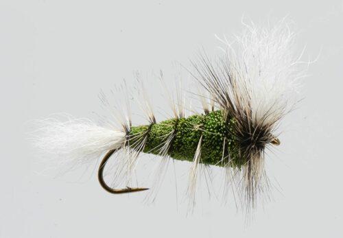 Dark Olive Wulff Bomber # 8