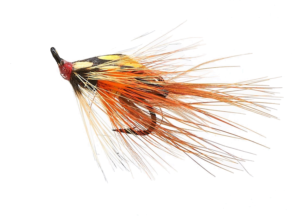 treble hook flies