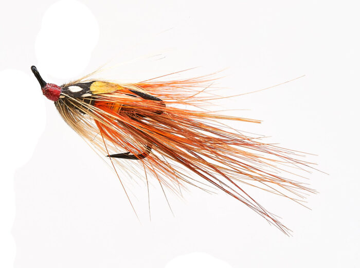 Bann Special Treble Hook Fly # 8